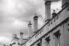 Arquitectura en Oxford fotos de archivo