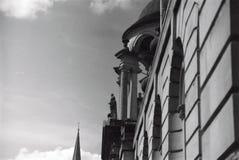 Arquitectura en Oxford fotografía de archivo libre de regalías
