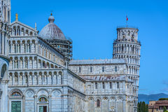 Arquitectura en Pisa, Italia Imagenes de archivo