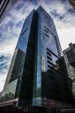 Arquitectura en Times Square Foto de archivo