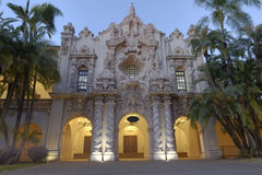 Arquitectura española Foto de archivo libre de regalías