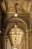 Arquitectura hermosa Florencia foto de archivo libre de regalías