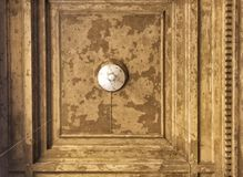 Arquitectura hermosa Florencia fotografía de archivo