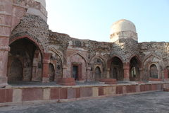 Arquitectura histórica, ka de dai mahal Foto de archivo