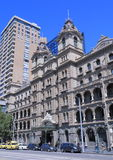 Arquitectura histórica Melbourne Imágenes de archivo libres de regalías