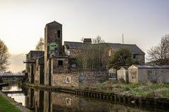 Arquitectura histórica Stoke de Trent, Staffordshire, Reino Unido fotografía de archivo