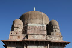 Arquitectura histórica, tumba de khan del darya Imagenes de archivo