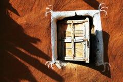 Arquitectura india en el desierto de Thar Foto de archivo libre de regalías