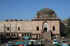 Arquitectura islámica, masjid del jami, mandu, Madhya Pradesh, la India Imagenes de archivo