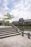 Arquitectura lingnan tradicional china Fotografía de archivo libre de regalías