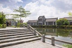 Arquitectura lingnan tradicional china Fotos de archivo