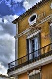 Arquitectura local - Ibiza (Spain). Detalle de la arquitectura local Stock Photography