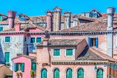 Arquitectura mediterránea Italia Europa Imagen de archivo libre de regalías
