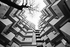 Arquitectura moderna imagen de archivo libre de regalías