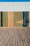 Arquitectura moderna en España Foto de archivo libre de regalías