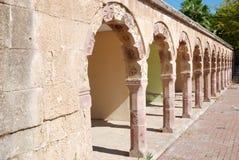 Arquitectura musulmán Imagen de archivo libre de regalías