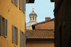 Arquitectura Siena Cathedral Imagen de archivo libre de regalías