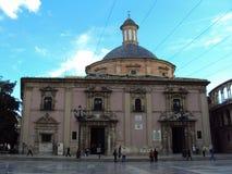 Arquitectura Valencia España Fotografia Stock Libera da Diritti
