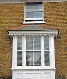 Arquitectura victoriana foto de archivo libre de regalías