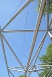 Arquitectura y cielo Foto de archivo