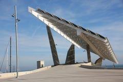 arquitecture σύγχρονο Στοκ Εικόνα