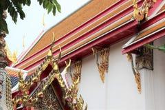 Arquitetónico tailandês imagens de stock