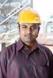 Arquiteto indiano novo Fotografia de Stock