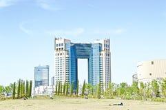 Arquiteto moderno no Tóquio Foto de Stock Royalty Free