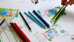 Arquiteto no trabalho
