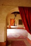 Arquitetura árabe - home Imagens de Stock Royalty Free