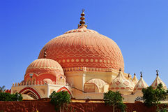 Arquitetura árabe tradicional em Egito foto de stock royalty free