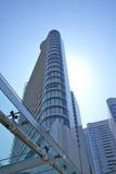 Arquitetura 2 de Yokohama fotografia de stock