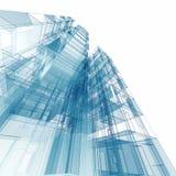 Arquitetura ilustração stock