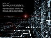 Arquitetura 3D Fotos de Stock