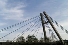 Arquitetura agradável em Bydgoszcz. Fotos de Stock