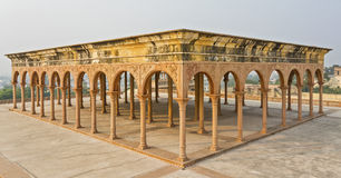 Arquitetura antiga Fotos de Stock Royalty Free