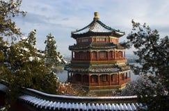 Arquitetura antiga chinesa Foto de Stock Royalty Free