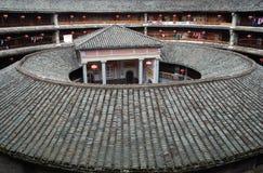 arquitetura antiga chinesa Imagens de Stock Royalty Free