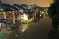 Arquitetura antiga chinesa Fotos de Stock Royalty Free