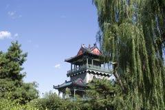 Arquitetura antiga chinesa Fotografia de Stock Royalty Free