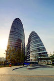 Arquitetura antiga chinesa Imagens de Stock