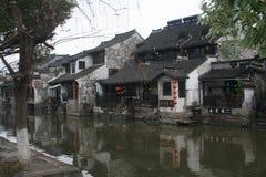 Arquitetura antiga com características chinesas! imagens de stock