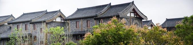 Arquitetura antiga de China fotografia de stock royalty free