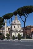 Arquitetura antiga de Roma, Roma Fotos de Stock