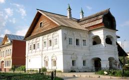 Arquitetura antiga do exemplo original Foto de Stock