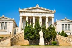 Arquitetura antiga em Atenas, Grécia Imagem de Stock Royalty Free