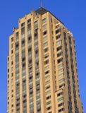 Arquitetura bonita em um condomínio novo Foto de Stock Royalty Free