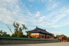 Arquitetura chinesa Imagem de Stock Royalty Free