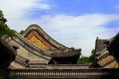 Arquitetura chinesa antiga Foto de Stock