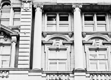 Arquitetura clássica foto de stock